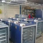 کارگاه تولید دستگاه جوجه کشی پرطلایی