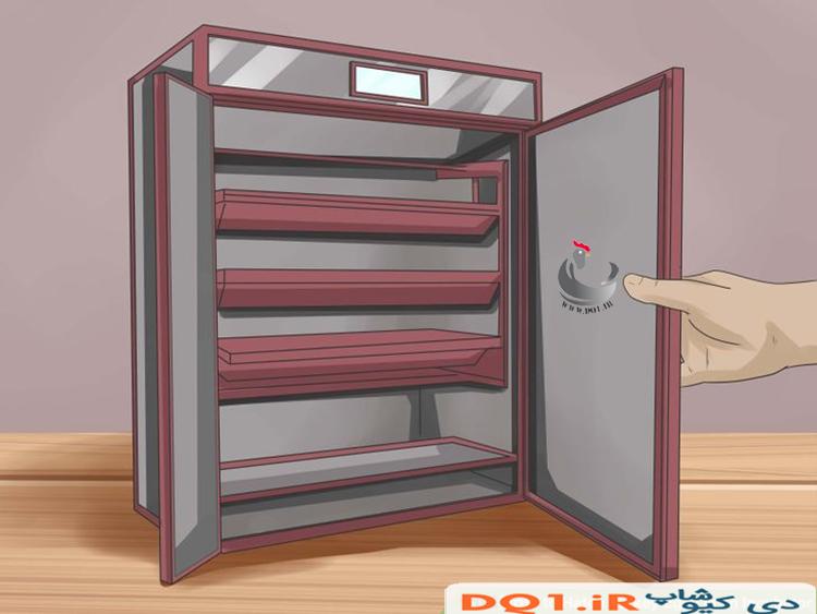 راهنمای استفاده از دستگاه جوجه کشی
