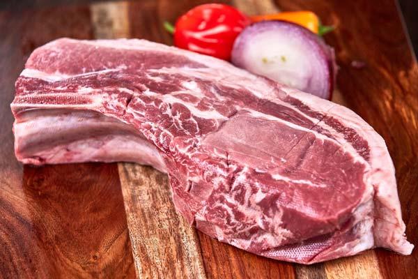 مزاج و طبع گوشت گاو